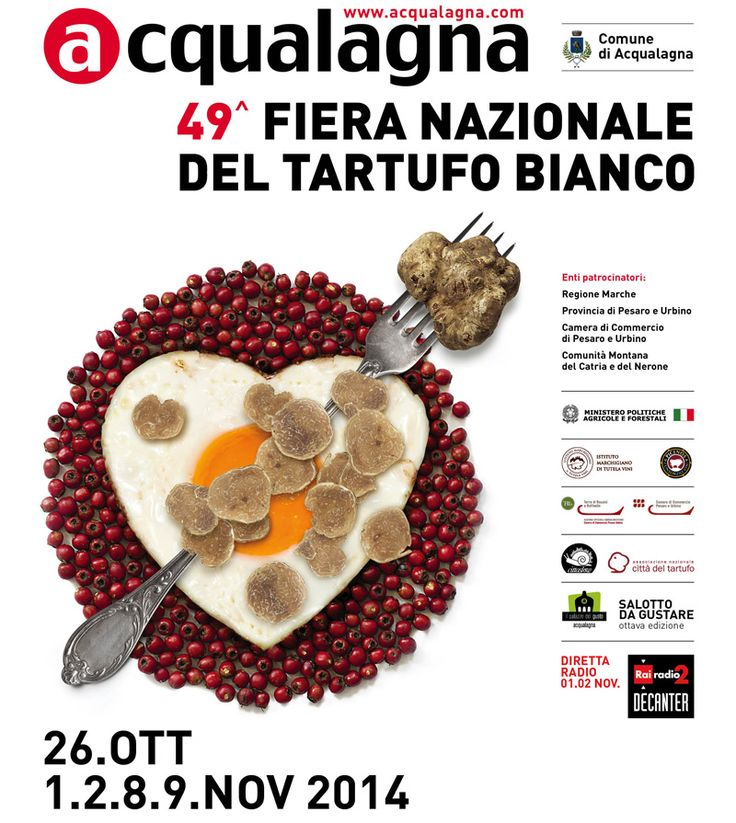 Fiera Nazionale del Tartufo Bianco - Gluten Free Travel and Living