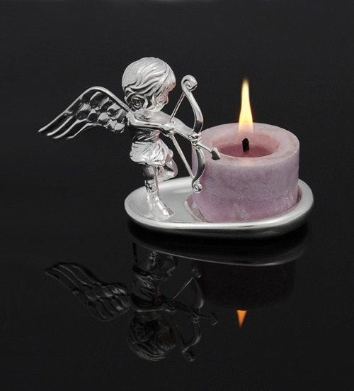 #Angel, #Handmade, #Candle Holder, #Giftware  www.etsy.com/shop/TITASY