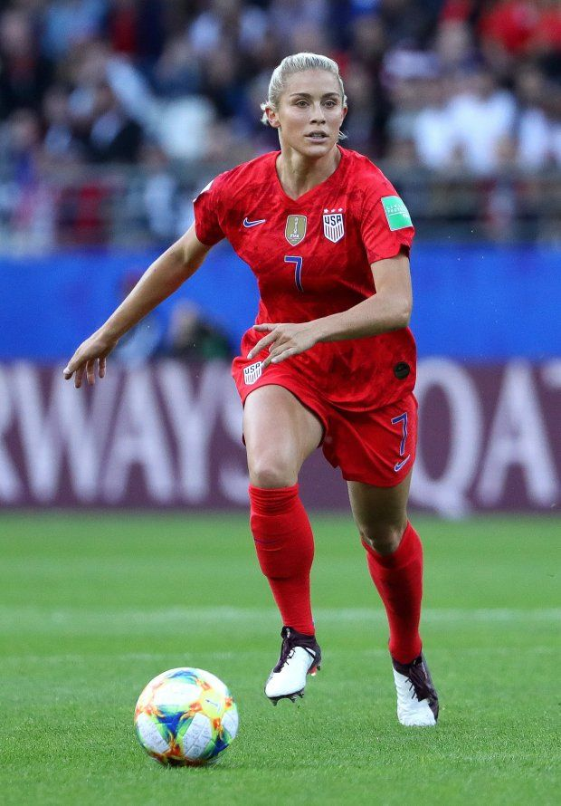 Uswnt Roster In World Cup Includes Sacred Heart Prep Duo In 2020 Uswnt Uswnt Soccer Women S Soccer
