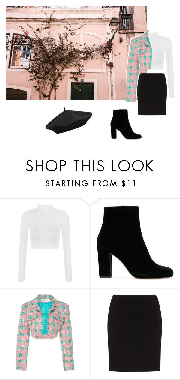 """#10"" by chloe-pickering on Polyvore featuring WearAll, Emilio De La Morena, Doris Streich and M&Co"