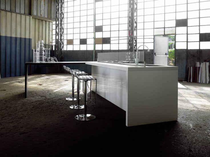 Μοντέρνες Κουζίνες - Atelier - Isole