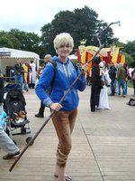 Jack Frost Elf Fantasy Fair 2013 Arcen