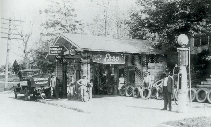 Man Cave Johnson City Tn : Best images about old gas stations on pinterest
