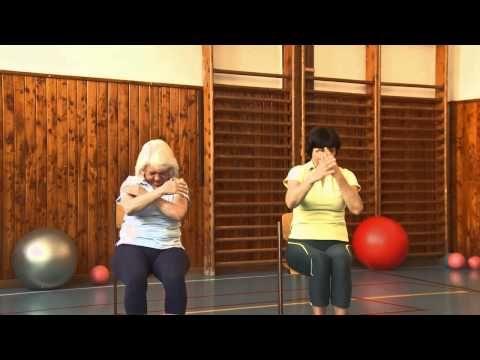 Paže - Cvičením proti bolesti - 9. díl - YouTube