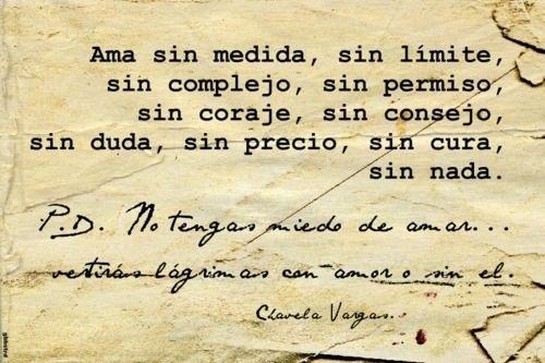 Señales: Chavela Vargas 1919 - 2012