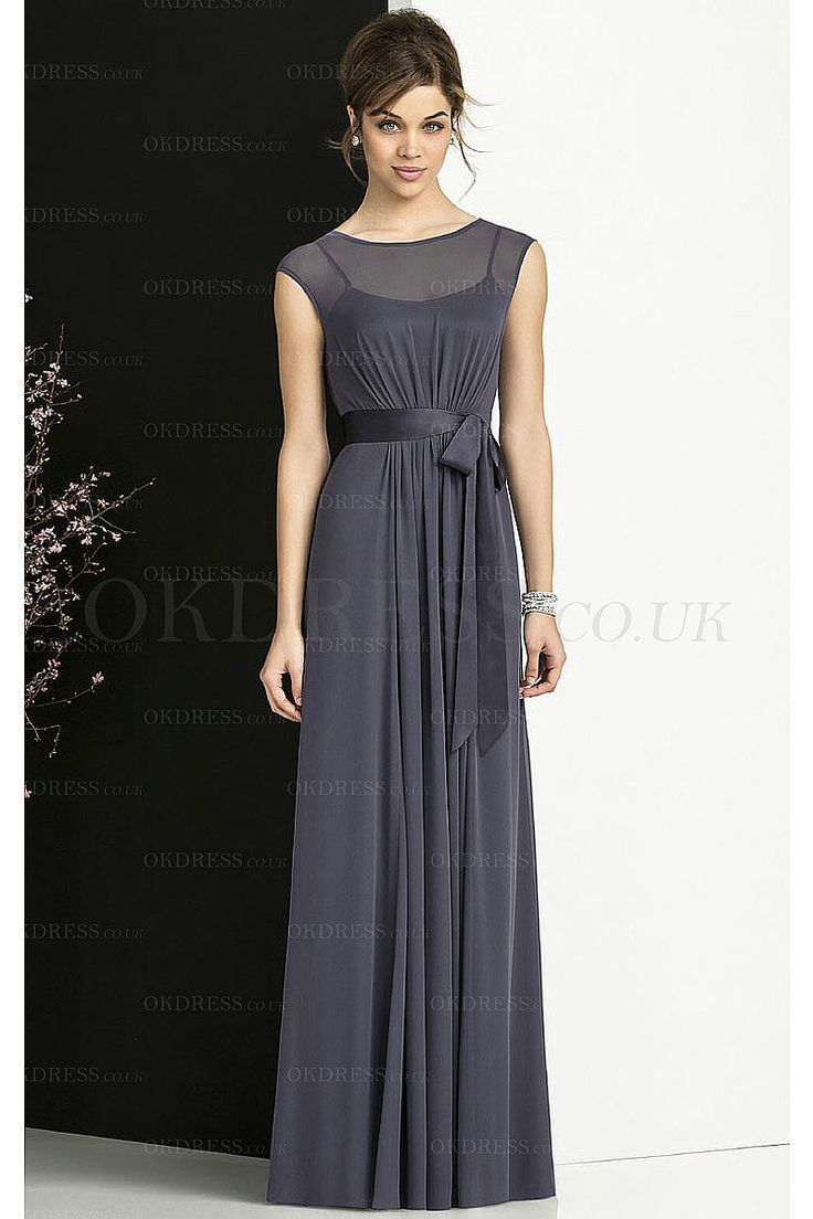 19 best bridesmaids images on pinterest bridesmaids empire and gown new arrival long floor length cap sleeves a line chiffon bridesmaid dresses ombrellifo Choice Image