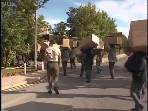 ▶ How to Make a Royal Marines Officer - Part 1 - YouTube