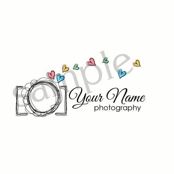 Premade Logo design for your business boutique logo photography logo-03-8
