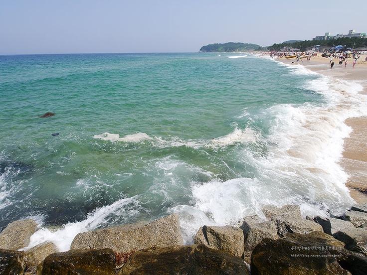 Sokcho Beach, Korea