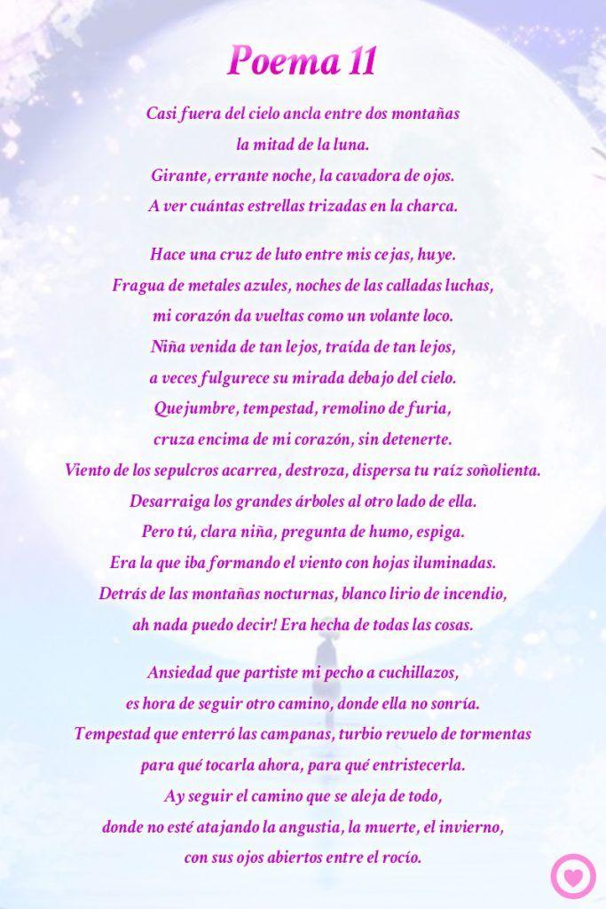 70 Poemas De Amor Cortos Poesías Versos Neruda Pablo Neruda Crush Quotes Things About Boyfriends
