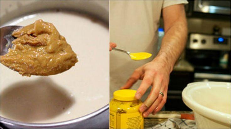 Добавляй в соусы чайную ложку арахисового масла или горчицы, чтобы у них был более выраженный вкус и аромат. Особенно хорошо применять этот трюк, если блюдо нужно тушить.