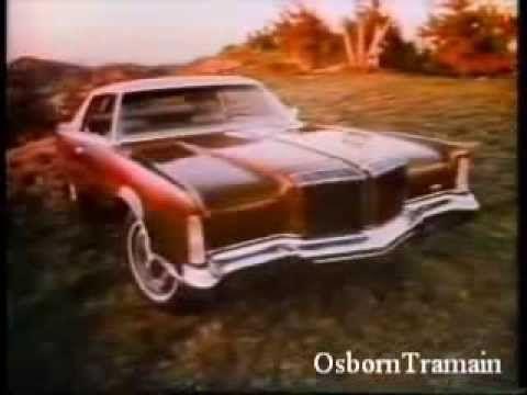 """1974 Imperial LeBaron Commercial - Richard Basehart Voice Over, Steve Karmen's """"Moments"""" - YouTube"""