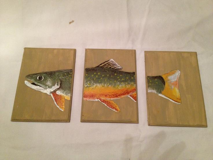 7 best trout salmon images on pinterest atlantic for Davy jones locker fishing