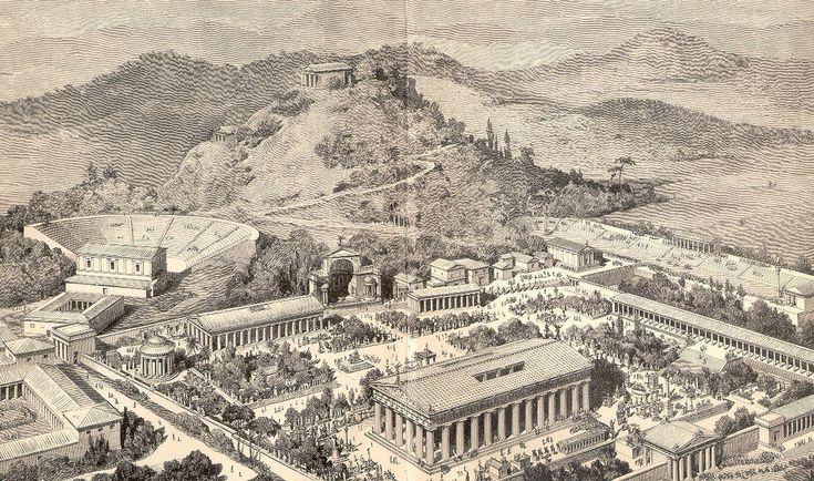 Restoration of Olympia
