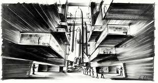 ken adam - designer of james bond film sets