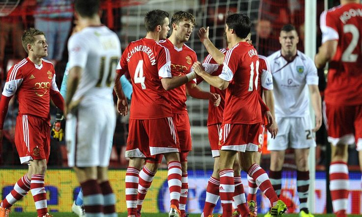 Southampton 4 Burnley 3: Jay Rodriguez scores