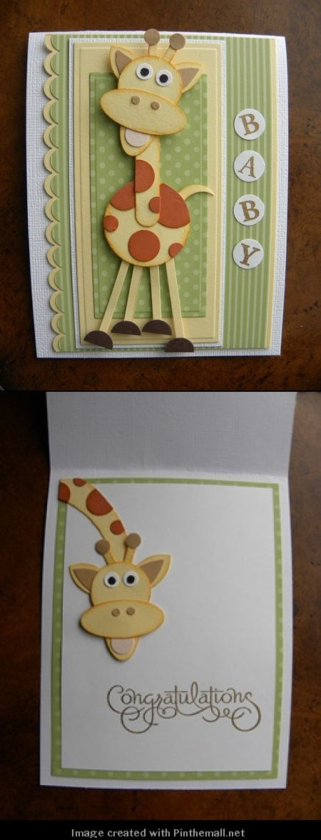 cute easy inside card