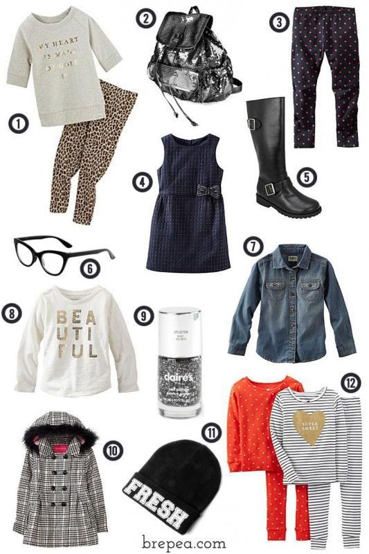 Trendy Toddler Fashion Holiday Gift Guide