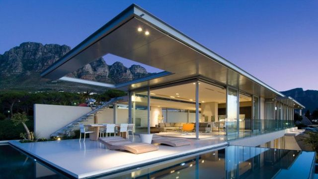 No Home Is an Island (But Heres a South African Home That Looks Like One)