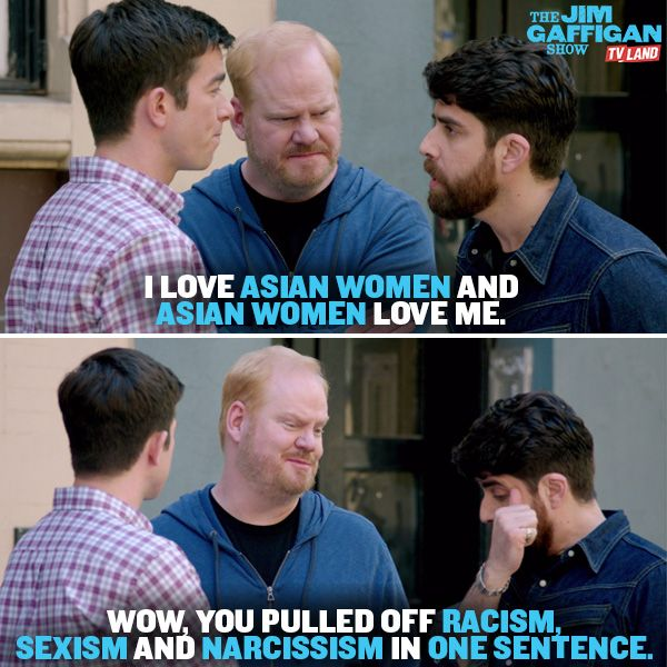 Dave does manage offend seamlessly. Click to discover full episodes of THE JIM GAFFIGAN SHOW.