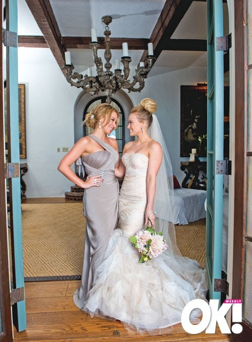 Hilary and Haylie Duff - totally should do a pic like this ...