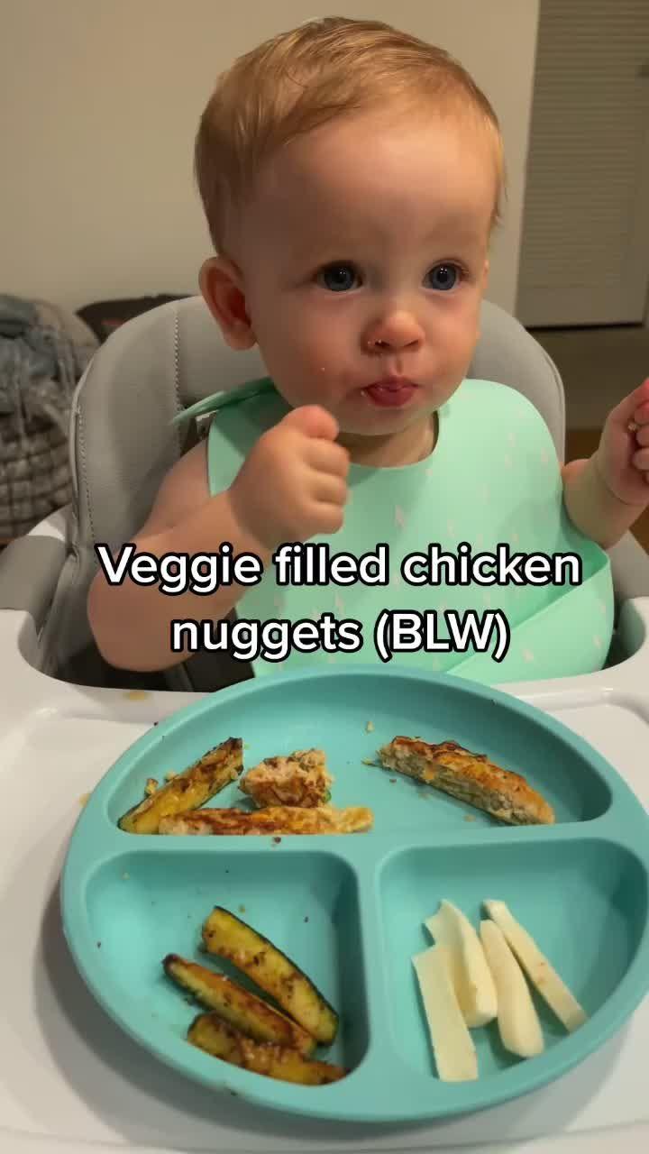 Sienna Siennaandbeckham On Tiktok What S Your Favorite Dinner To Make For Your Baby Babyledweaning Blw Babyledweaningideas Food In 2021 Food Baby Puree Blw