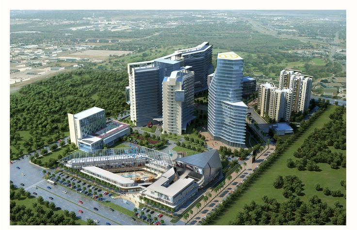 NX One - http://www.commercialprojects.in/nx-one-noida-extension/