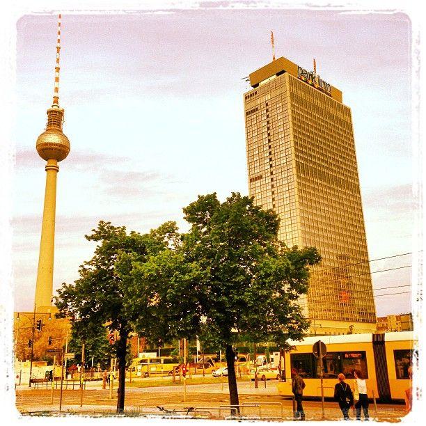 Alexanderplatz in Berlin, Berlin