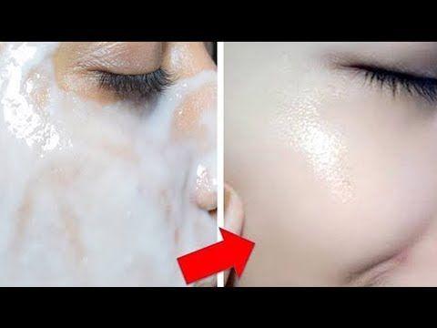 Blanquea tu rostro en SOLO 15 minutos con leche | Mascarilla para piel clara y hermosa - YouTube