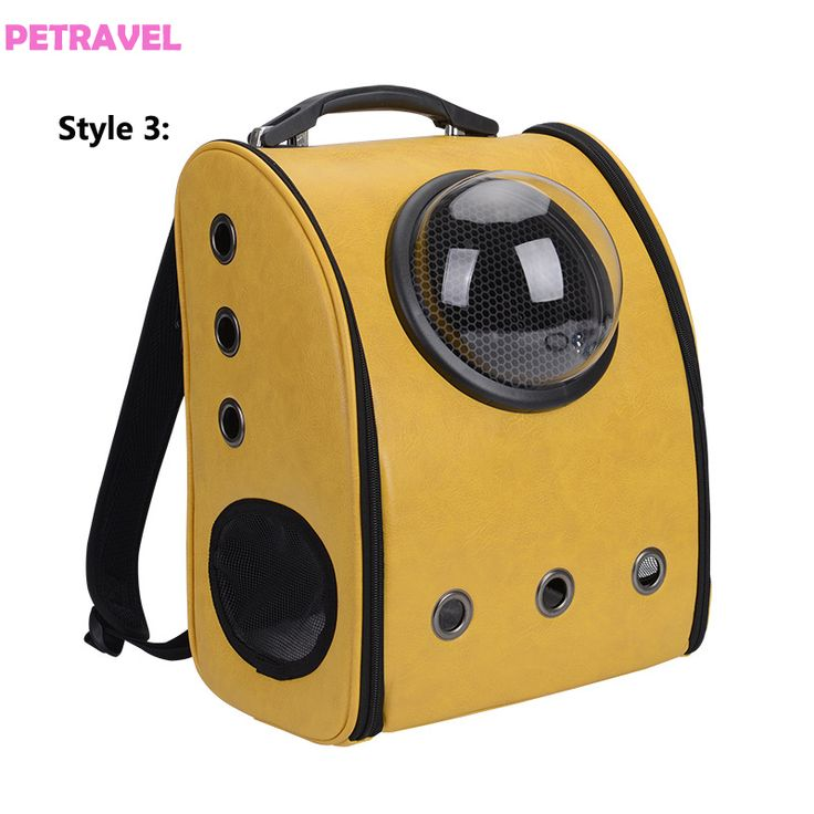 Gratis verzending Ruimte Capsule Vormige Pet Carrier Ademend rugzak voor hond kat buiten Reizen draagbare tas huisdier producten voor hond in New Space Capsule Shaped Pet Carrier Breathable backpack for dog  cat outside Travel bag pet products accessories for sm van hond vervoerders op AliExpress.com | Alibaba Groep
