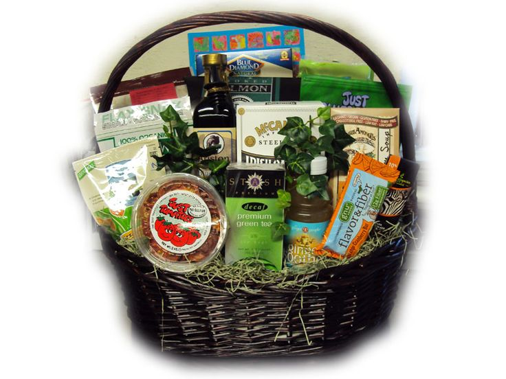 Heart Healthy Gift Basket for Heart Patients