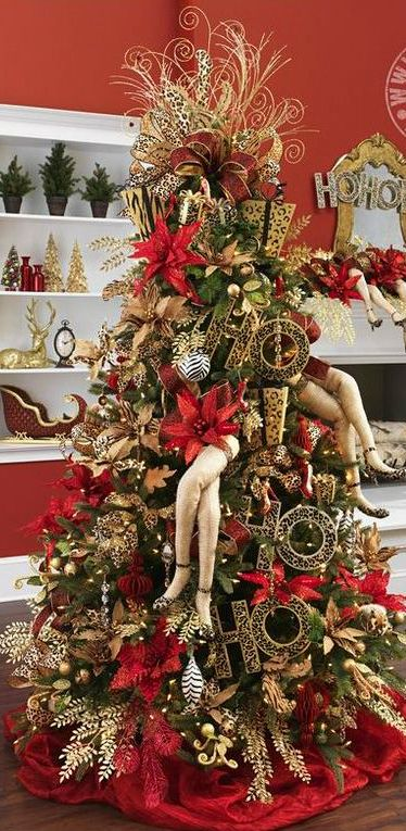 I just love the legs sticking out of this tree. hee hee!!!! This is for you Chris G. Would be fun in your shop!