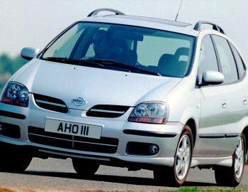 Nissan Almera Tino UK-spec (V10) '2000–03