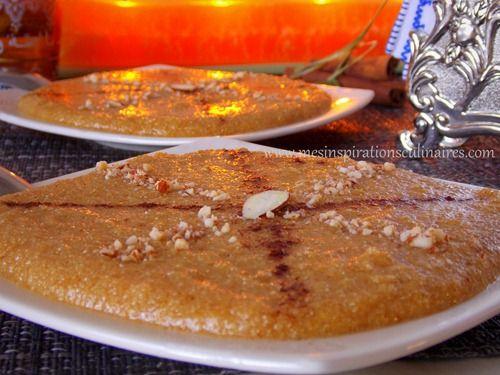Recette tamina tammina recipe for Mchawcha recette