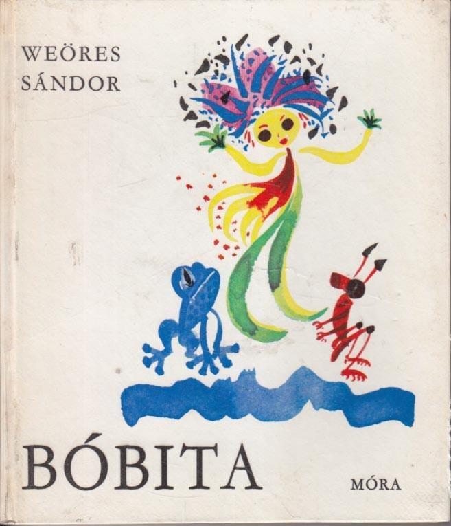 Bobita - poems for children by Sandor Weöres