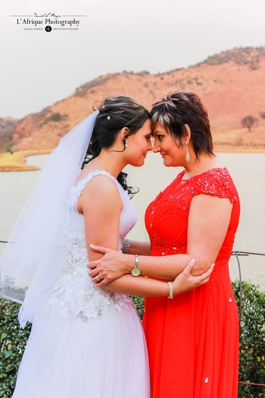 Our Special moment me and my mum photographer Daniel Meyer from L'Afrique Photography