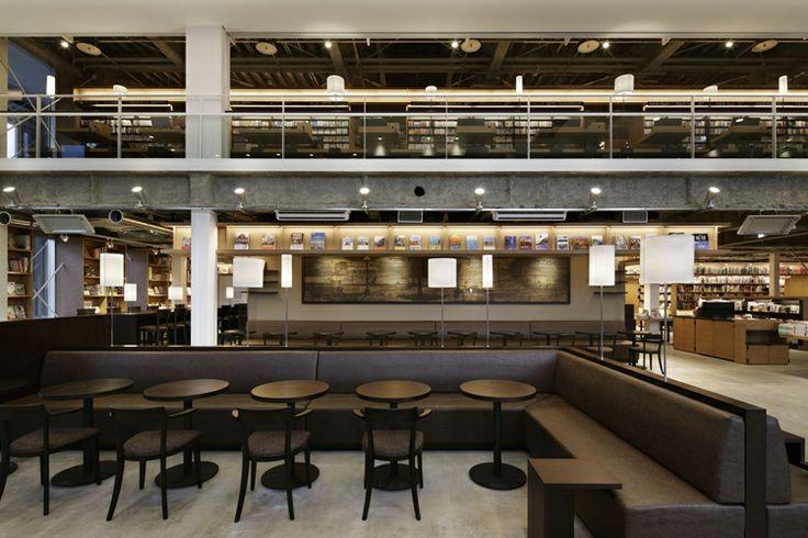 話題の「函館 蔦屋書店」に、約600点の当社製品をコーディネイト。|カンディハウス|CONDEHOUSE