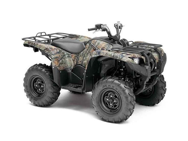 New 2014 Yamaha Grizzly 550 FI Auto. 4x4 EPS Camo ATVs For Sale in Alabama. 2014 Yamaha Grizzly 550 FI Auto. 4x4 EPS Camo, CALL 256-650-1177 TO SAVE $$$ 2014 Yamaha® Grizzly 550 FI Auto. 4x4 EPS Camo Chart-Topping, Award-winning Performance A proven powerplant combines with Yamaha Ultramatic transmission, On Command 4x4 and electric power steering to place this bear atop your must-have list. Key Features May Include: The 550cc class has a leader, with a fully featured package based on its…