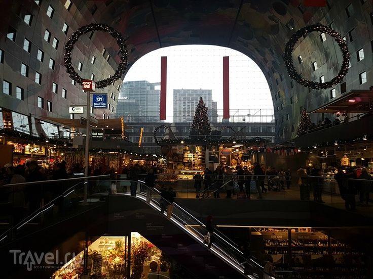 Рождественские рынки. Роттердам