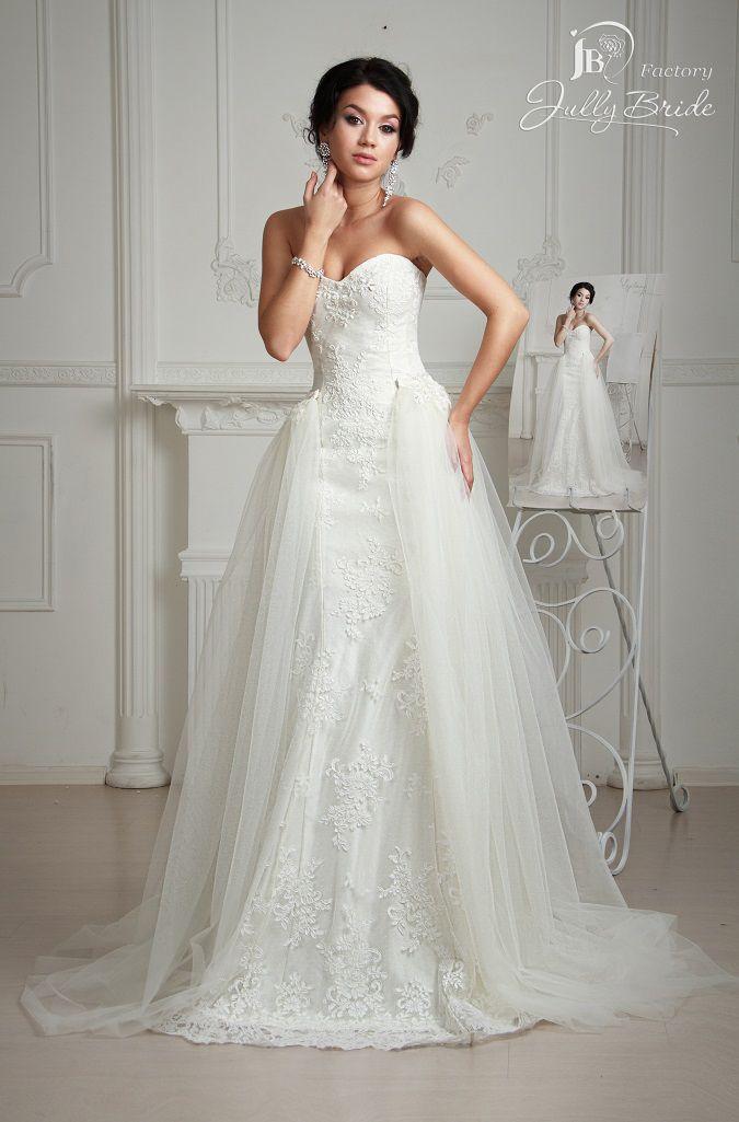 Свадебное платье Антония