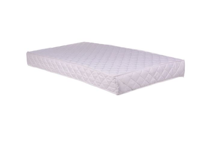 "COT BED MATTRESS BREATHABLE FOAM MATTRESS COT BED Size 160x70x13cm  63""x27""x5"""