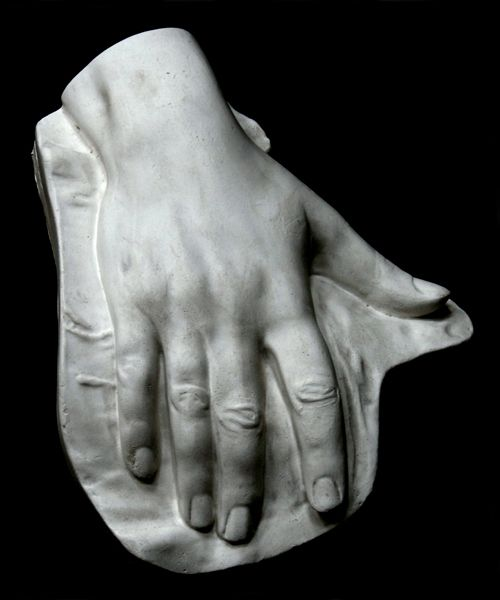 Мужские руки на панель от природы Скульптура на продажу, Товар # 805 | Giust Галерея