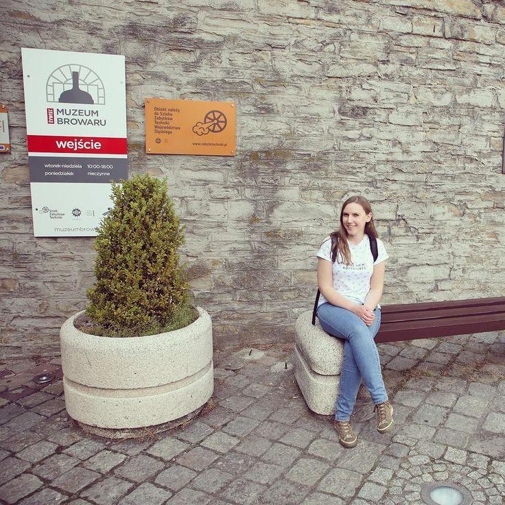 In front of Brewery Museum Żywiec  . . . #muzeumbrowarużywiec #zywiec #igerspoland #igerseurope #igerseu #teamwanderlust #welivetoexplore #travelcommunity #timeoutsociety #girlslovetravel #girlsborntotravel #wearetravelgirls #ladiesgoneglobal #femmetravel #thetravelwomen #wonderful_places #beautifuldestinations #thevisualpassport #travel_drops #exceptional_pictures