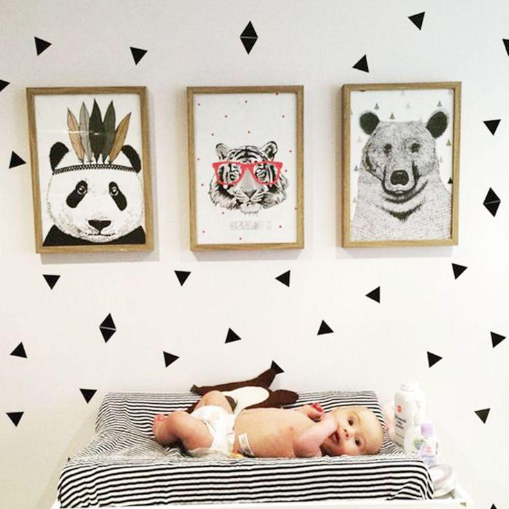 As 25 melhores ideias de vinilos habitacion no pinterest for Vinilos decorativos habitacion nina
