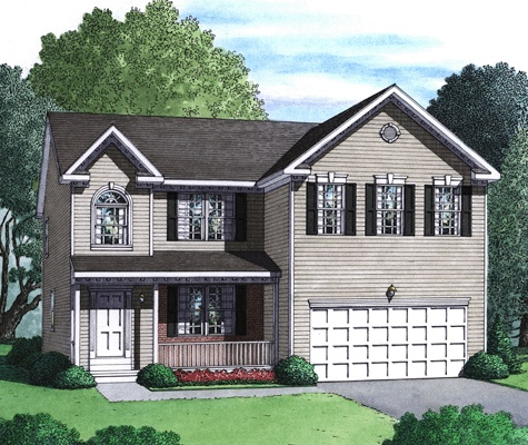 Build Affordable Home In Columbus Indiana