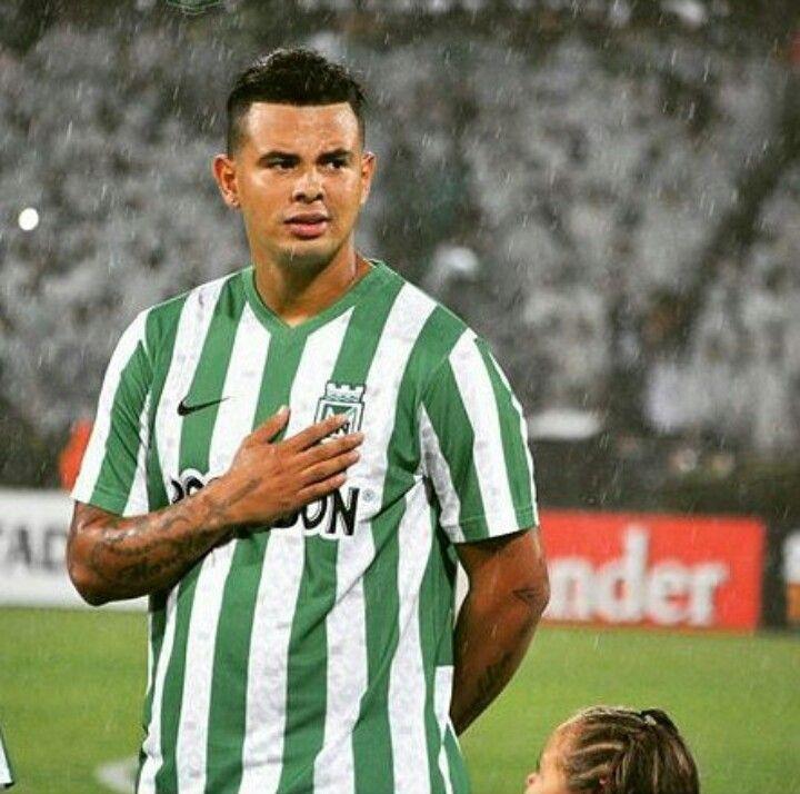 Atlético Nacional-Edwin Cardona