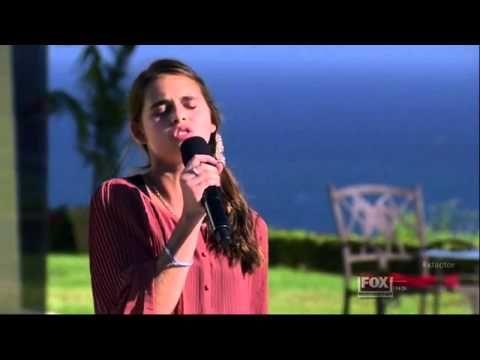 Carly Rose Sonenclar - Broken Hearted by Karmin  X-Factor