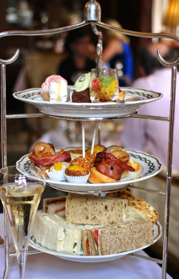 The Afternoon Tea Club: The Milestone Revisited: Gentleman's Afternoon Tea...