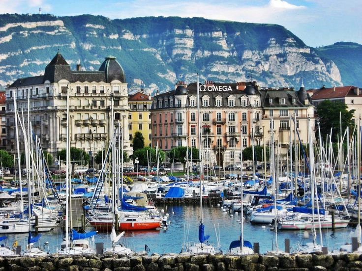 Beautiful Geneva, #Switzerland