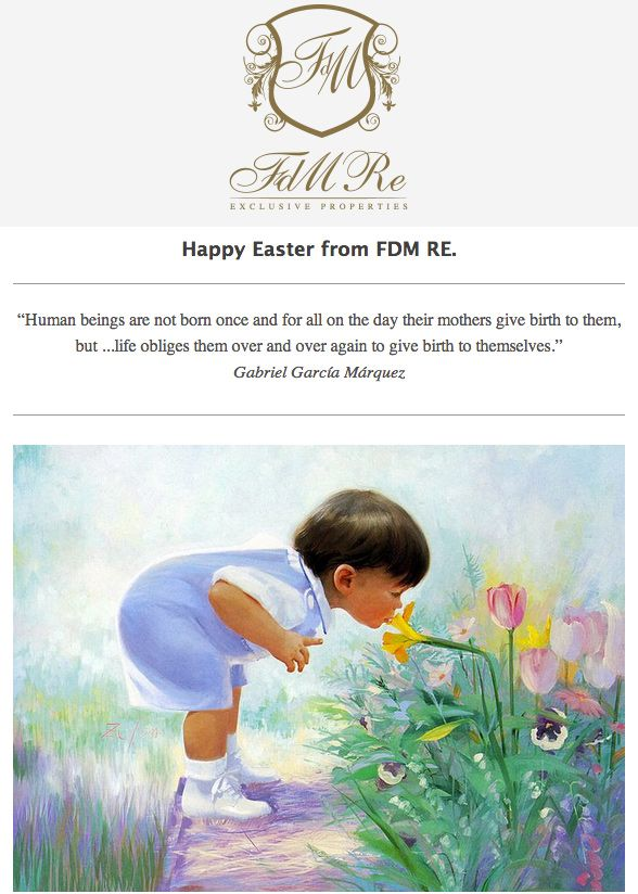 Happy Easter !! # www.fdmre.com